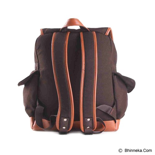 PULCHER Gewiin Man [E-01] - Brown - Backpack Pria